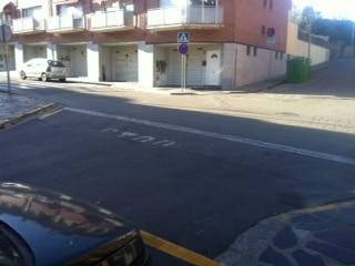 Prec pas de vianants carrer Lleida