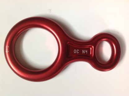 AustriAlpin Figure of Eight Red