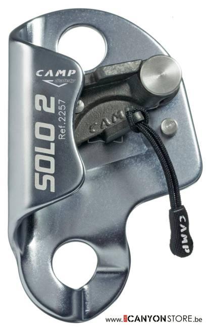 Camp Solo2 - grey