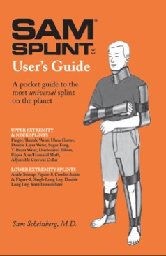 SAM splint Manual
