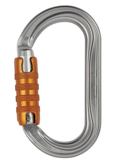Petzl OK triactlock (symmetric)