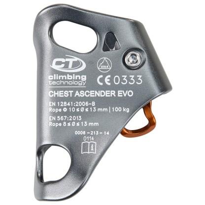 (2d640nc) Climbing Technology Chest Ascender EVO