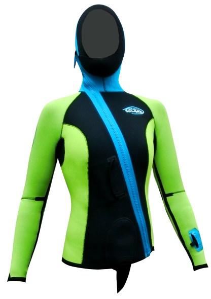 Seland MULHACEN VD (Verde) Canyoning Jacket