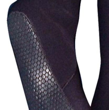 Seland ABB - ABBT - ABBS neoprene socks with PU print close up