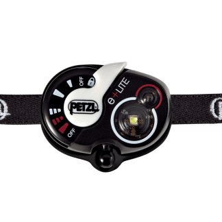 Petzl e+LITE, Ultra-compact emergency headlamp. 50 lumens