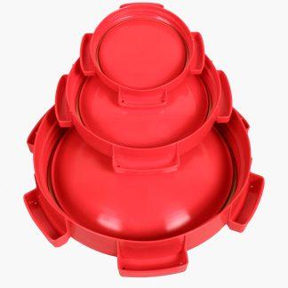 R077001 - Vervangingsdeksel voor waterdichte tonnetjes