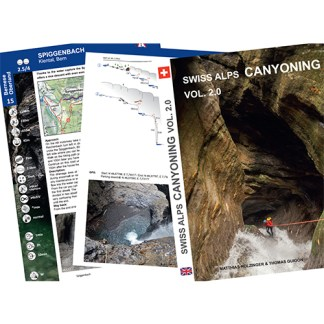 Swiss Alps Canyon Vol. 2.0