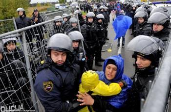 La maledizione della rotta Balcanica