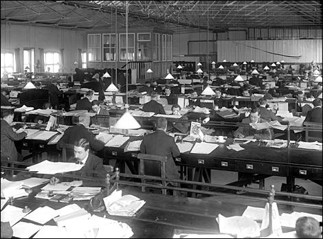 La burocrazia da Weber a Kafka