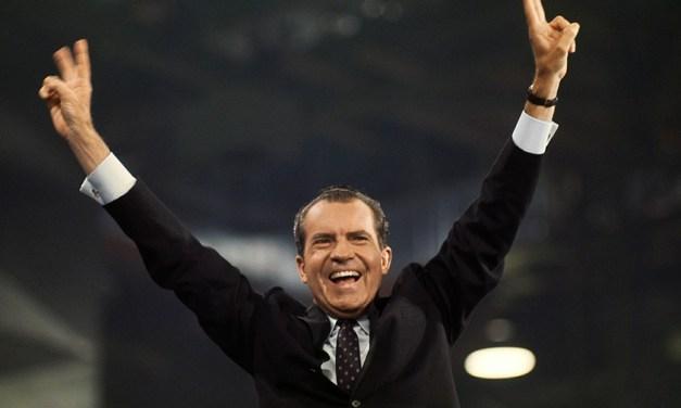 Richard Nixon era per il reddito di cittadinanza