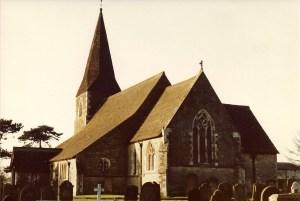 St Cuthberts - Sassay - Butterfield0003