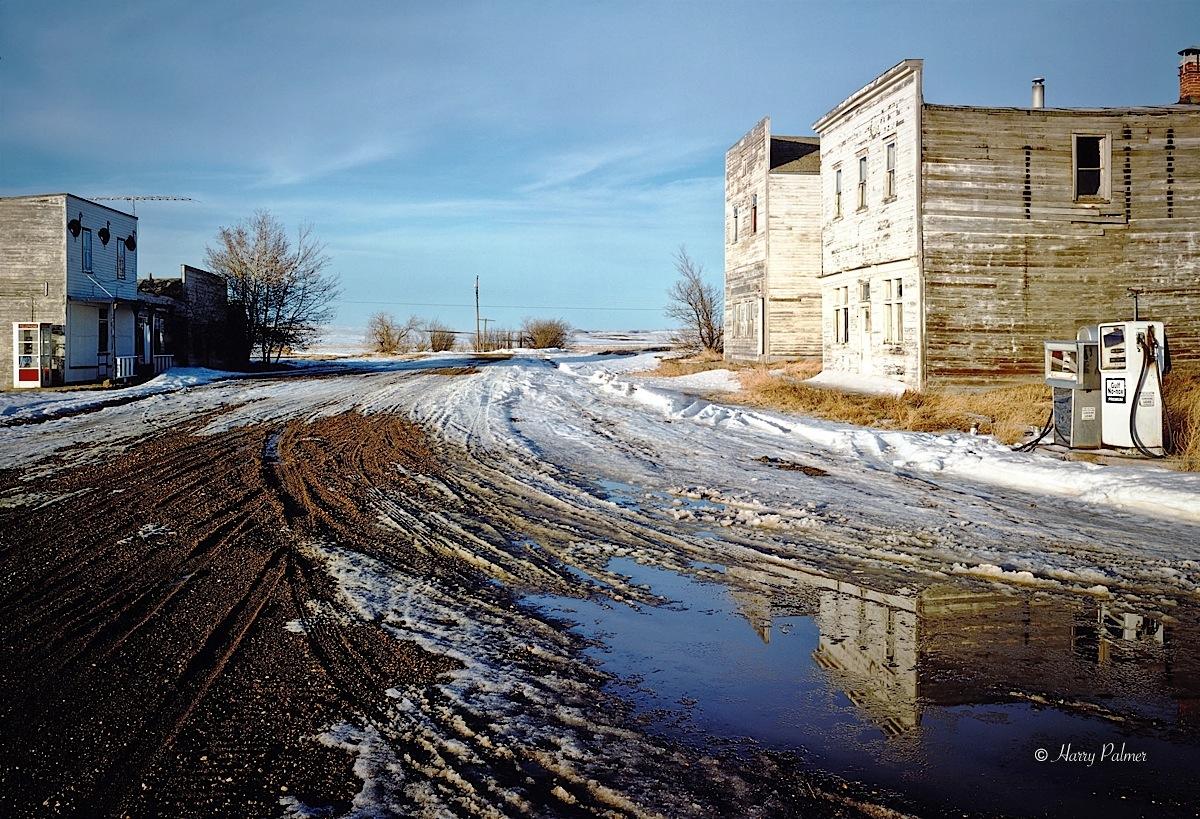 Loverna Saskatchewan, Main Street