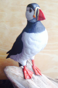 Eastern Puffin - SOLD