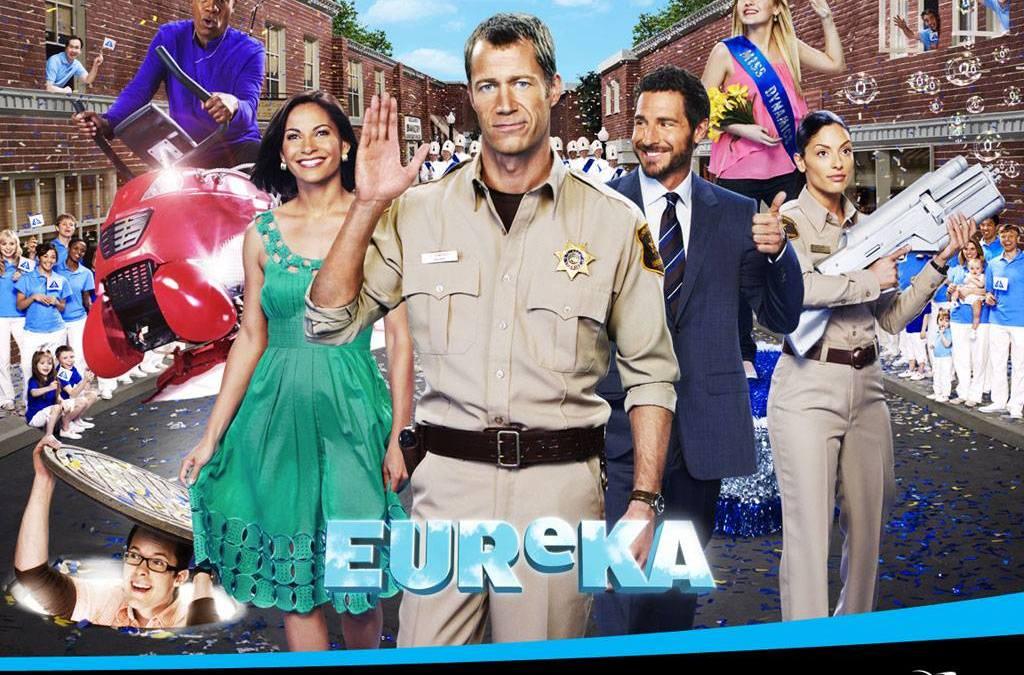 TV Donut: Eureka