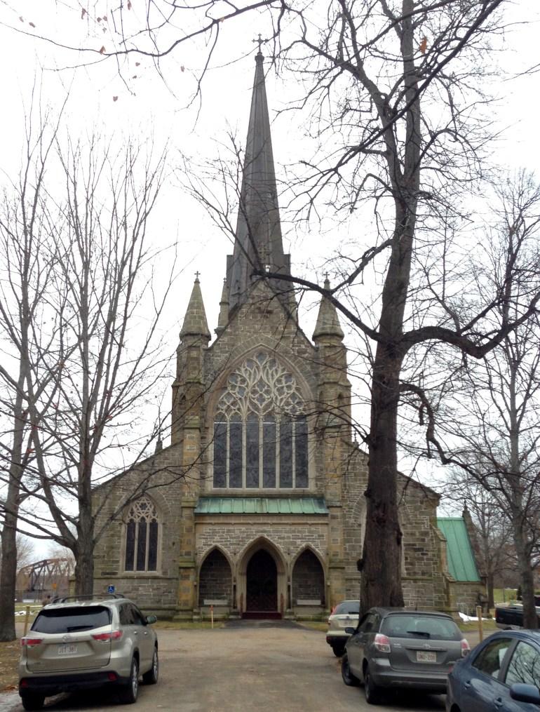 Christ Church, Fredericton