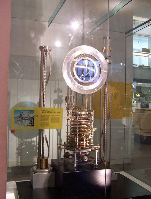 The 10,000 Year Clock?