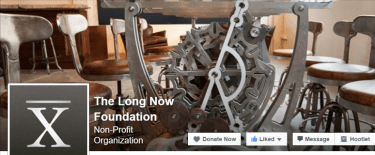 Long Now Foundation Facebook