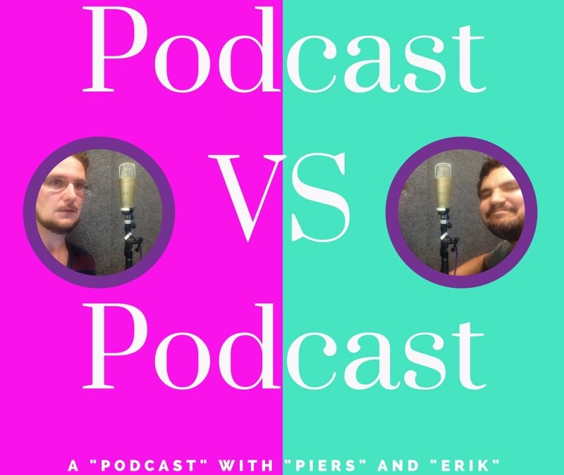 PVP Week 14: A Circus Train Full of Podcasts