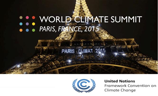 Climate Summit 2015-01-01-Paris _ Eiffel Tower