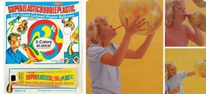 Super Elastic Bubble Plastic