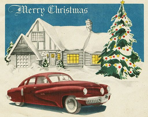 By Alden Jewell (Tucker Corporation Christmas Card, 1947) [CC BY 2.0 (http://creativecommons.org/licenses/by/2.0) or Public domain], via Wikimedia Commons