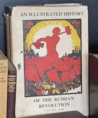 An Illustrated History of The Russian Revolution