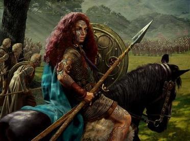 Boudicca, The Iceni, The Romans, Celtic Coins