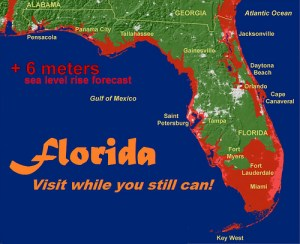 Florida is sinking