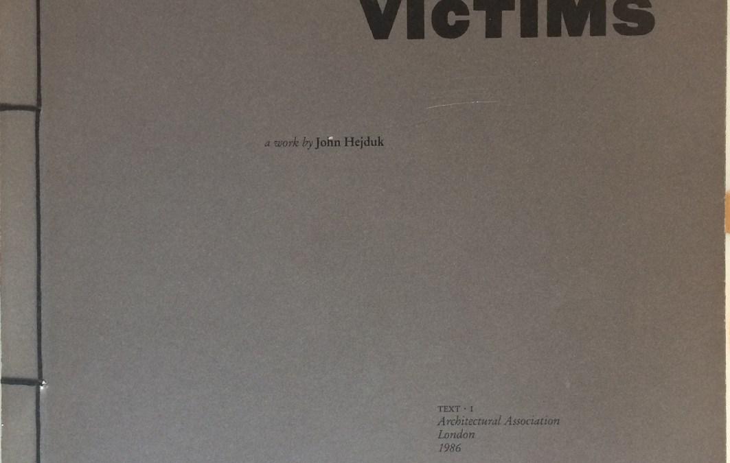 The Collapse of Time – John Hejduk