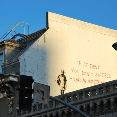 San Francisco - Banksy