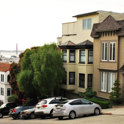 San Francisco - Rue