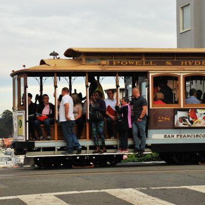 San Francisco - Railway