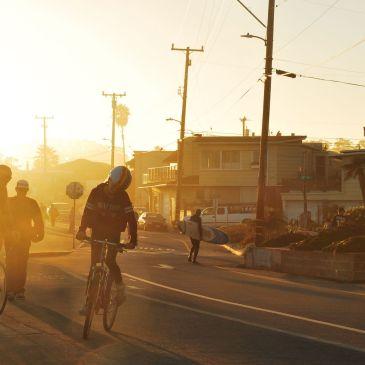 J55 à 60 : Le long de la côte californienne sur la highway 1