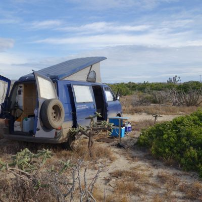 La Pastura Beach-Baja