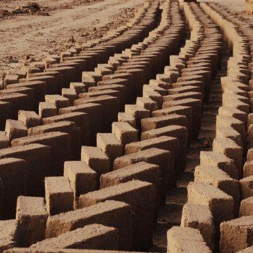 La construction en terre crue au Nouveau-Mexique