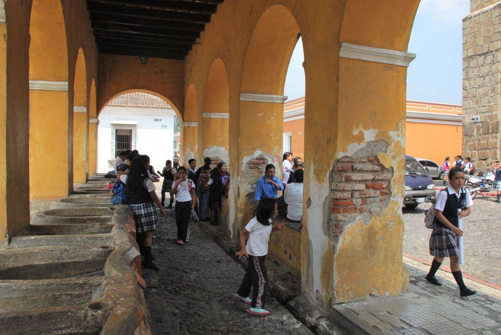 Antigua Guatemala Lavoir