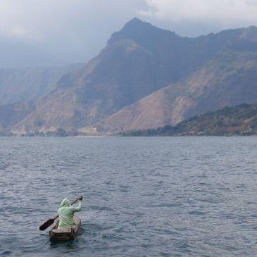 J153 à 158 :Du lac Atitlan à Antigua