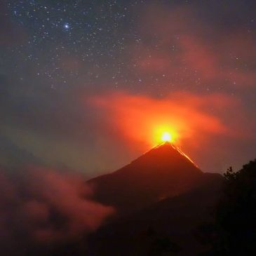 J159 et 160 : Ascension du volcan Acatenango