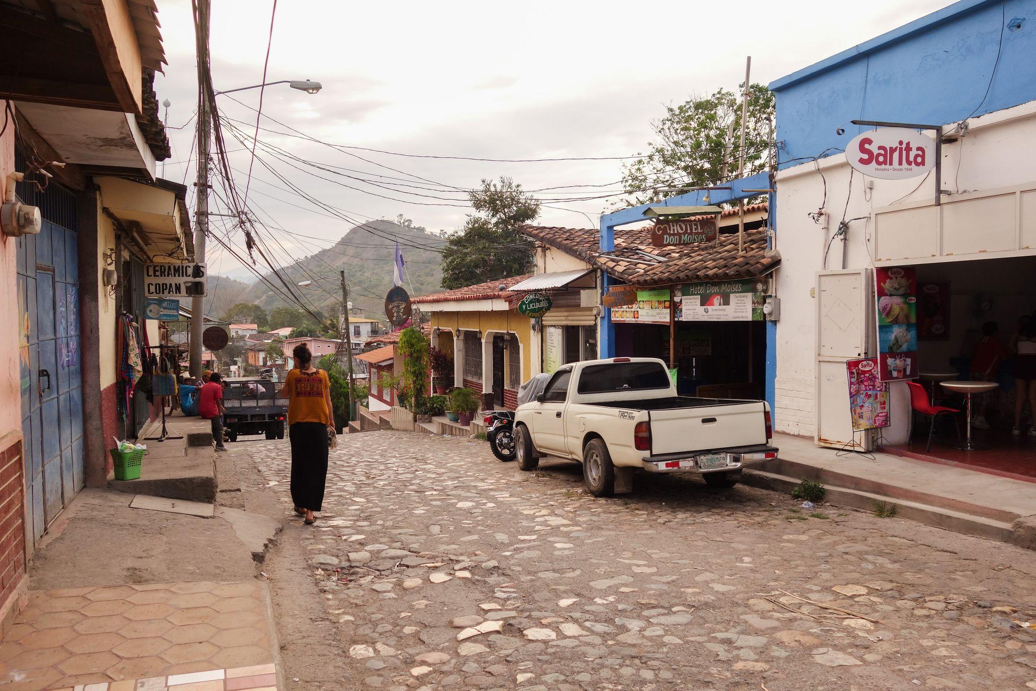 J 162 à J 166 : le Honduras : petit pays, belle découverte