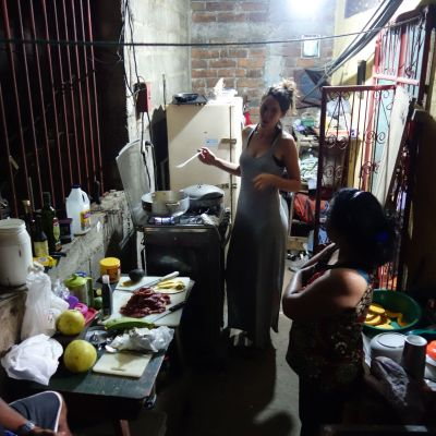 Nicaragua Cocina tipica