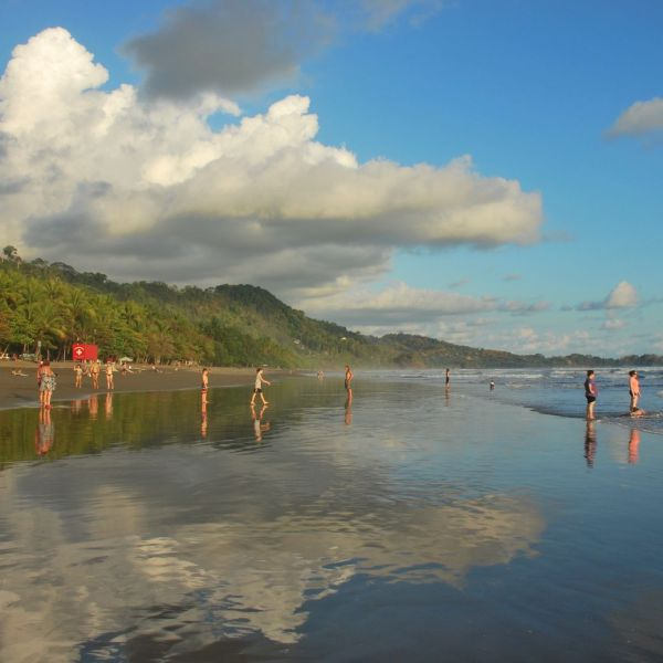 Costa-Rica Playa Dominical
