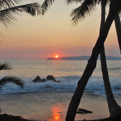 Costa-Rica Sunset Pavones