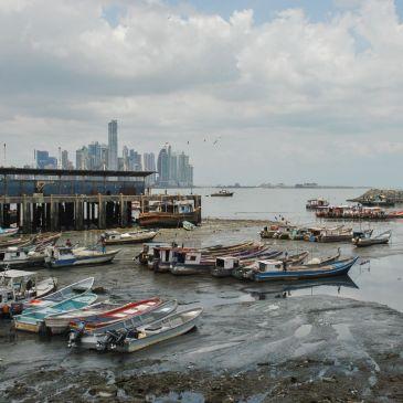 J 208 à 215 – Du canal à la ville : Panama Ciudad