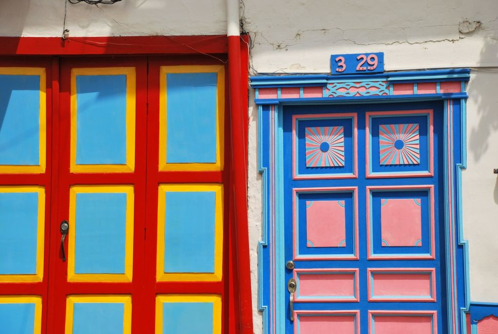 Colombia_Salento Doors