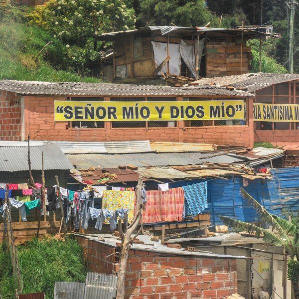 Medellín_Quartier