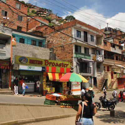 Medellin_Quartier