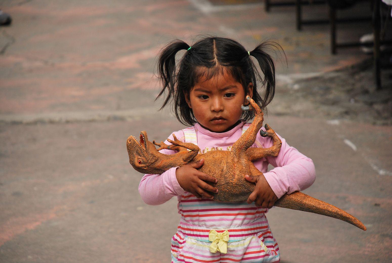 Otavalo_Fillette