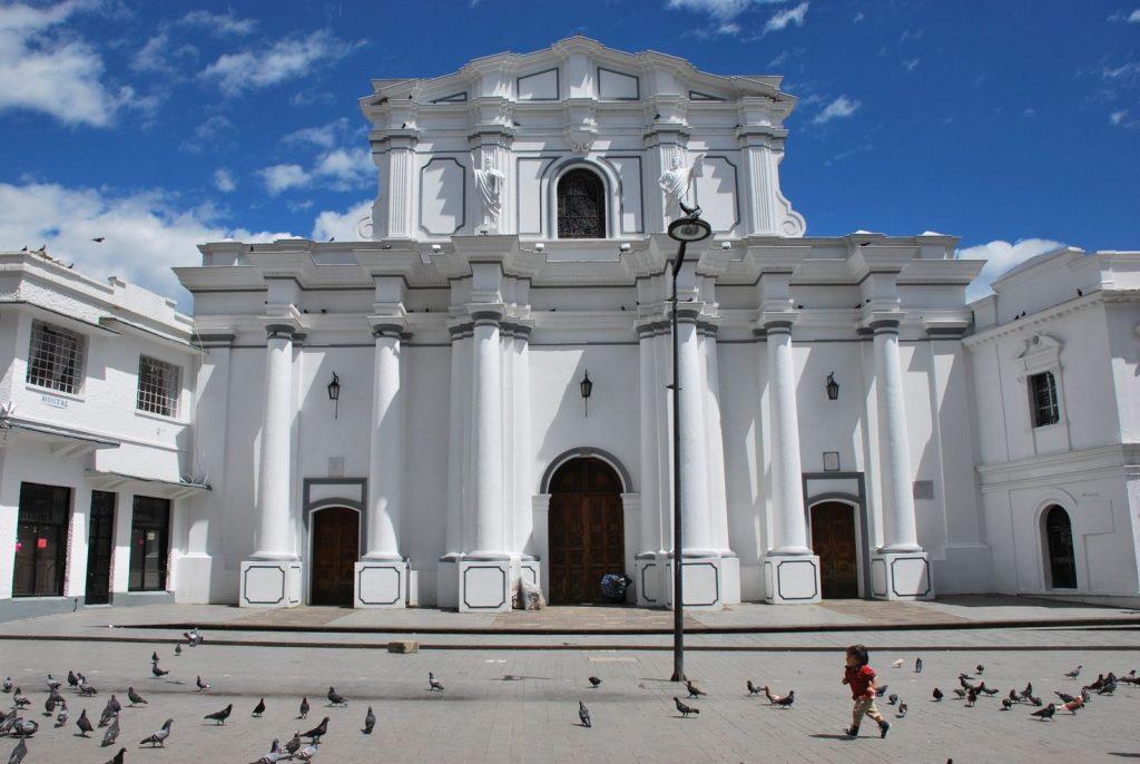 Popayan_Eglise