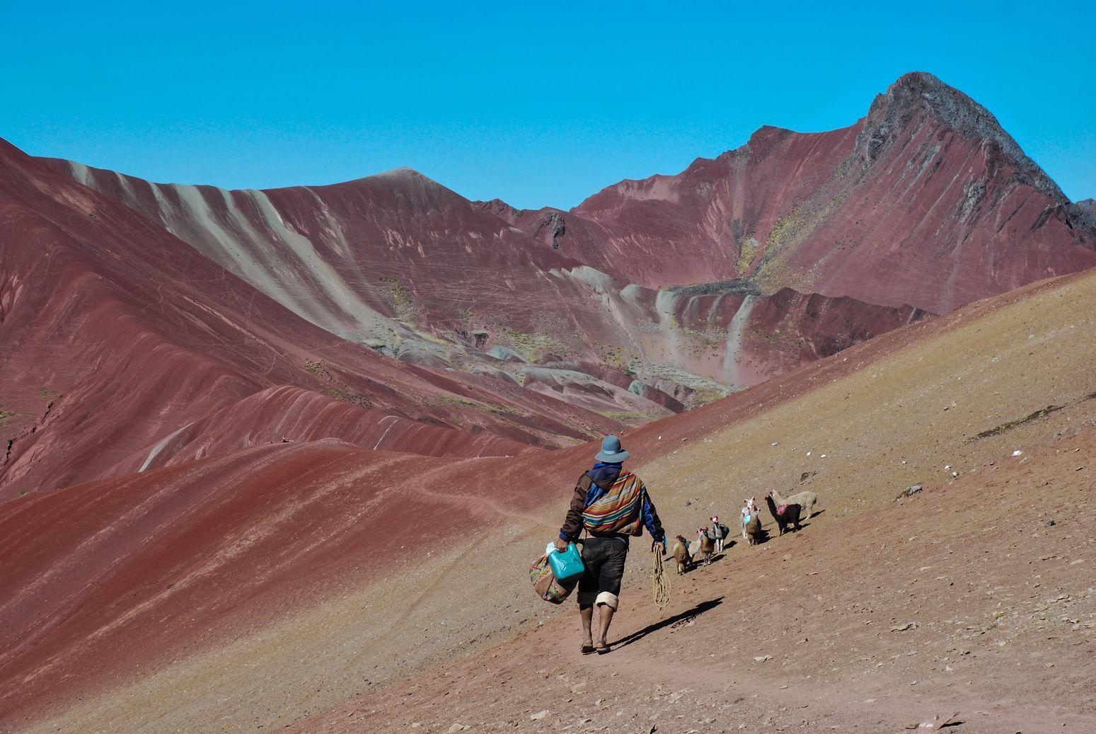 Andes_Pérou
