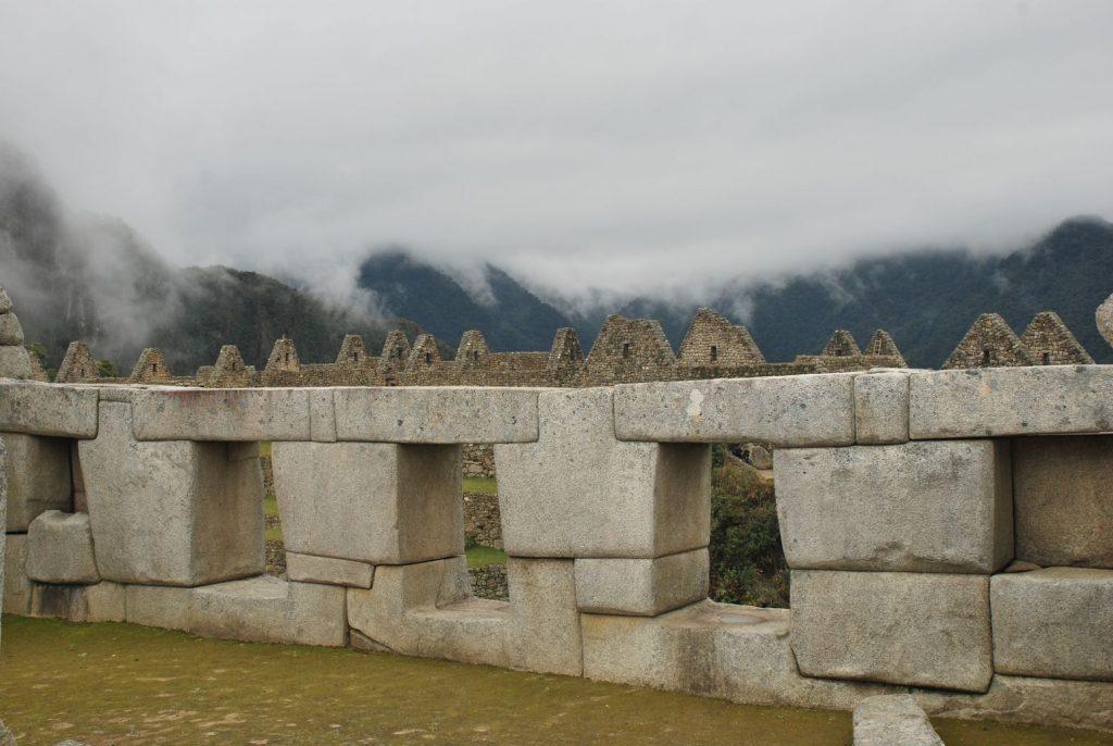 Machu Pichu Fenetres